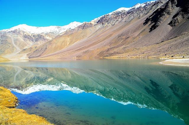 Himalayas, Lake, Mountains, India, Himachal Pradesh