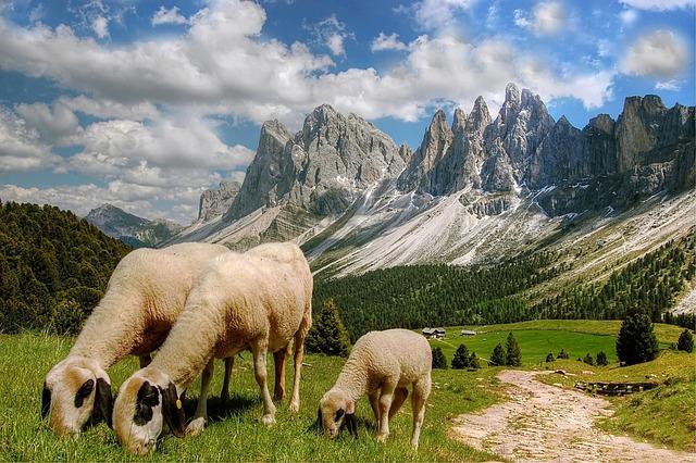 Dolomites, Mountains, South Tyrol, Alpine, Italy