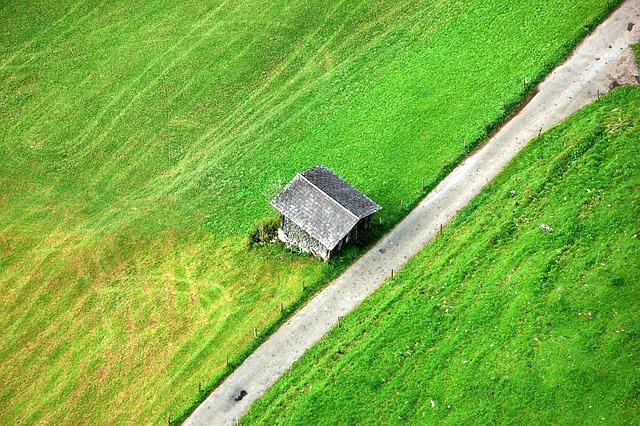 Hut, Alpine Hut, Meadow, Alm, Klewenalp, Mountains