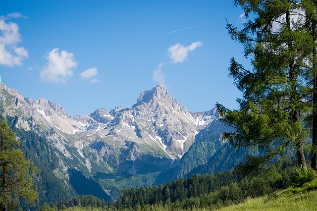 Landscape, Nature, Mountains, Of Course, Mountain Peaks