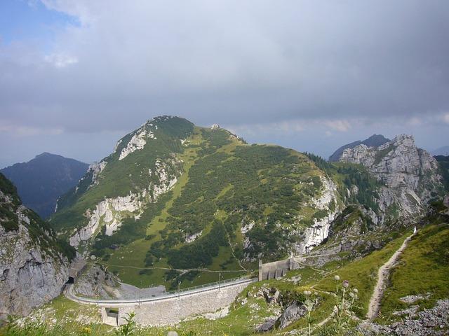 Wendelstein, Train, Mountain Railway, Mountains