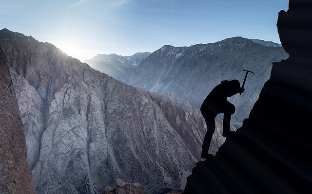 Mountaineering, Success, Mountain, Mountains