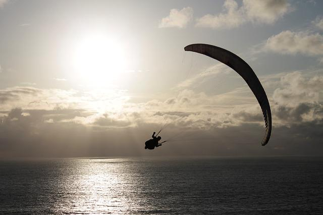Paragliding, Planer, Mountains, Aerology, Air, Extreme