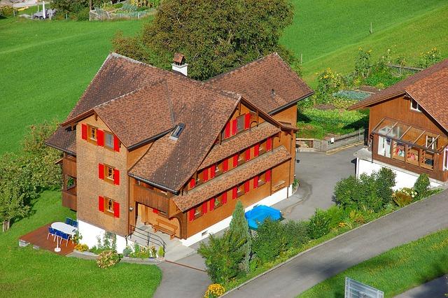Klewenalp, Alm, Alpe, Mountains, Switzerland, Farm
