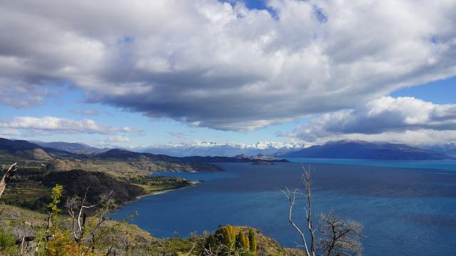 General Lake, Chile, Nature, Career, Mountains, Water