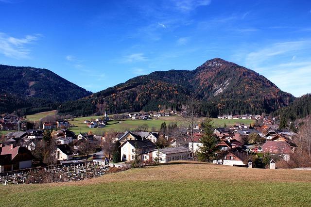 Weißbach, Austria, Mountains, Landscape, Scenic, Sky