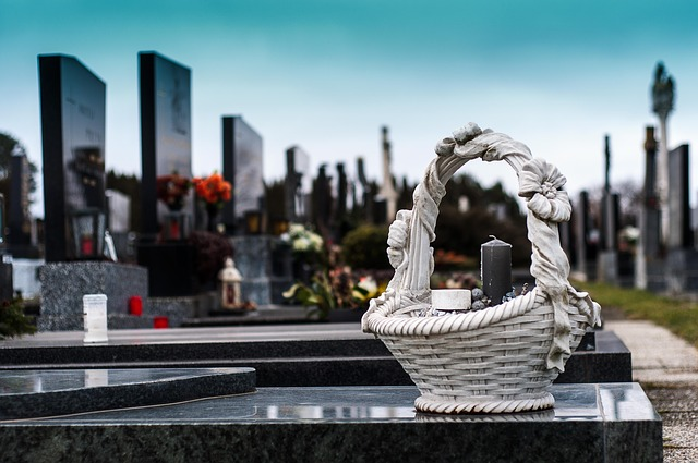 Cemetery, Grave, Tomb, Christianity, Mourning