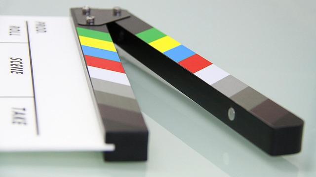 Clapper Board, Clapper, Movie, Film, Board, Cinema