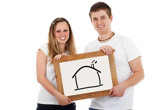 Home, Couple, Mortgage, Real Estate, Moving, Together