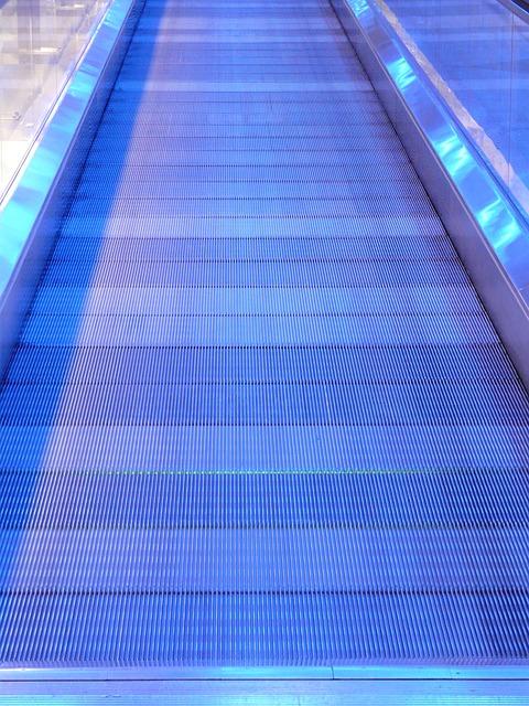 Metal Segments, Moving Walkway, Roller Platform