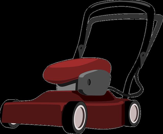 Lawnmower, Lawn-mower, Lawn Mower, Mowing Machine
