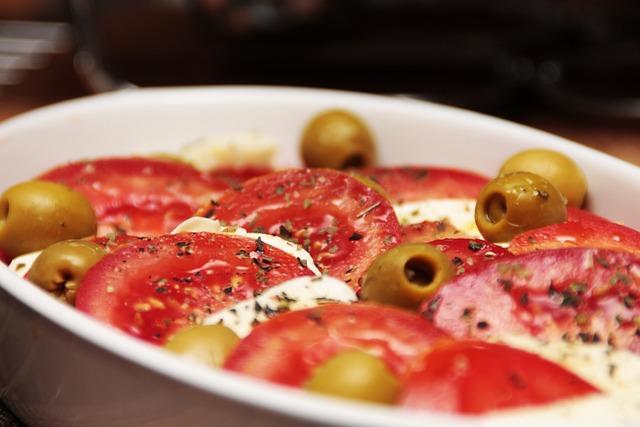 Casserole, Tomato, Mozzarela, Baking Dish, Kitchen