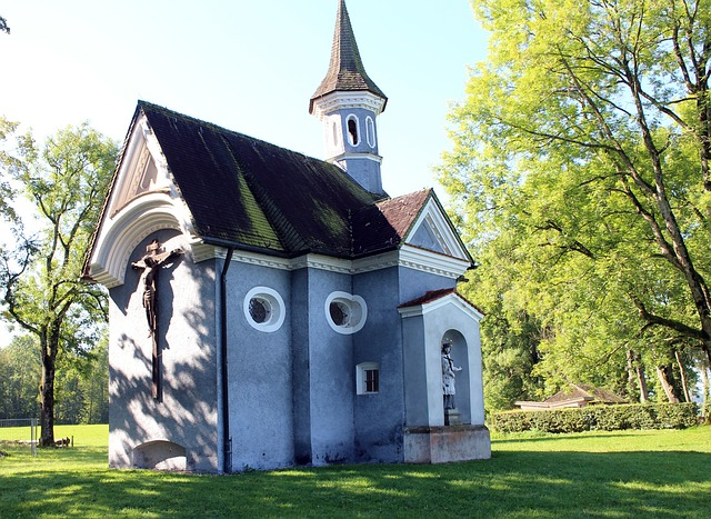 Chapel Of The Cross, Mr Island, Chiemsee, Chapel