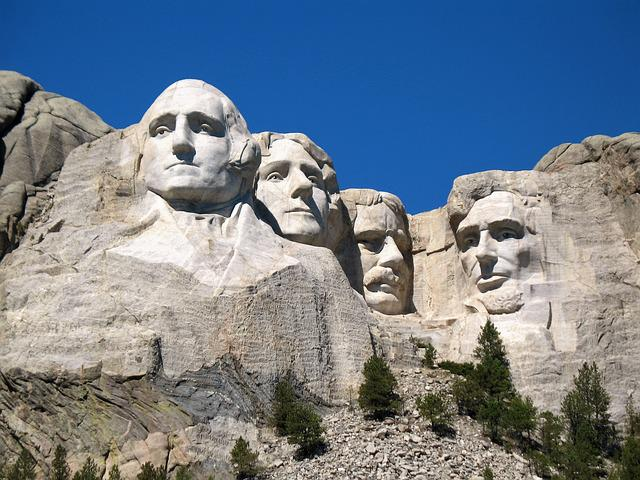 Mt Rushmore, Mount Rushmore, Dakota, Presidents