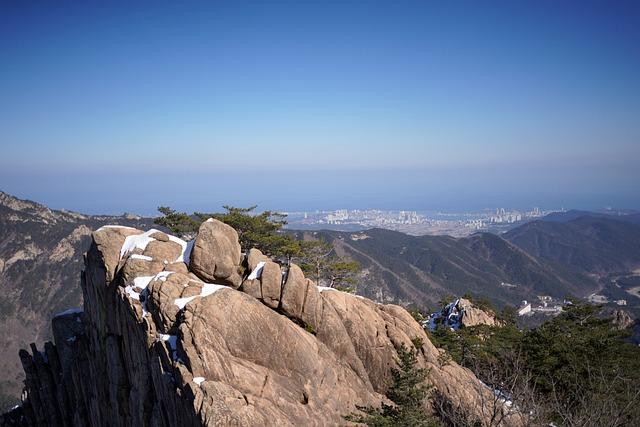 Mt Seoraksan, Mountain, Gangwon Do, Sokcho, Landscape