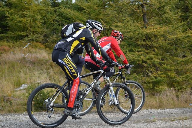 Mountain Bikes, Mountain Biking, Mtb, Jizera Mountains
