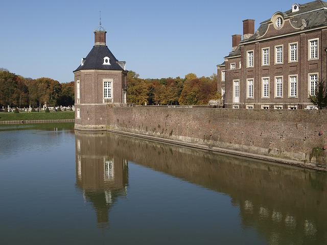 North Churches, Moated Castle, Münsterland