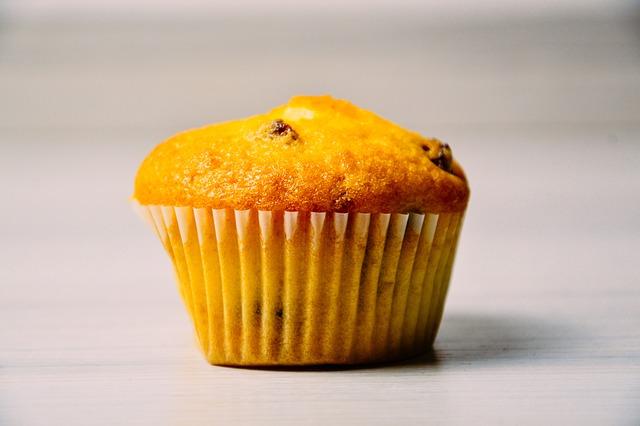 Muffin, Baking, Food, Kitchen