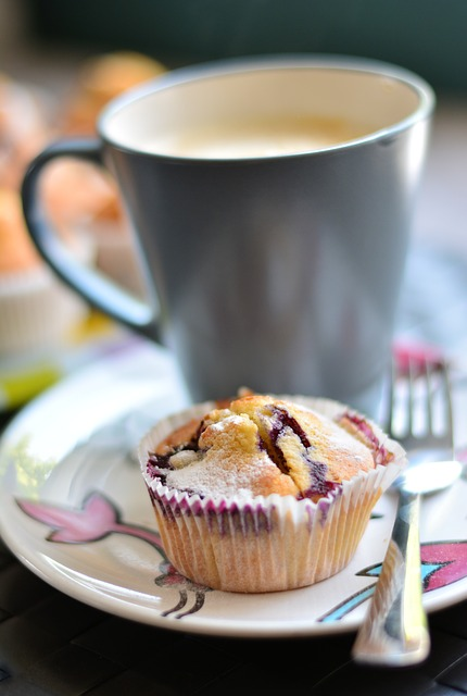 Muffins, Blueberry Muffins, Cake, Cup Cakes, Bake