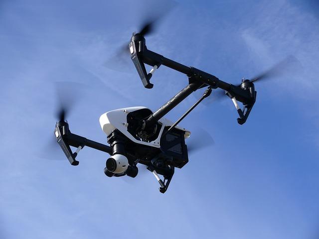 Drone, Multicopter, Dji, Inspire