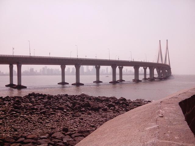 Bandra Worli Sea Link, Sea Link, Mumbai