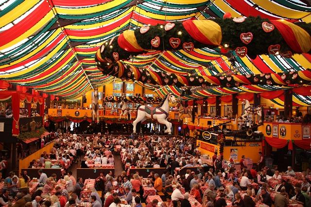 Human, Oktoberfest, Munich, Bavarian, Background
