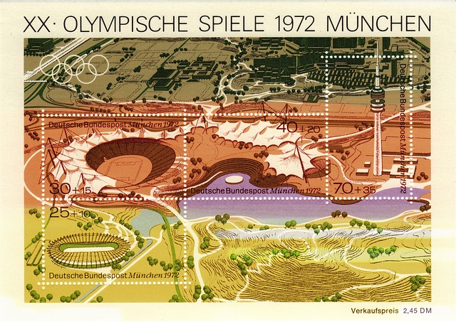 Olympia, Munich, 1972, Olympic Park, Olympia Tower