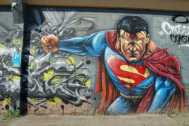 Wall, Art, Mural, Painting, Graffiti, Public, Street