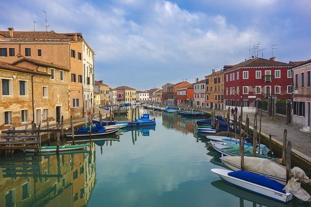 Murano, Glass Island, Venice, City, Italy, Holidays