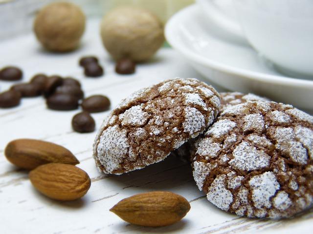 Cookies, Cookie, Nuts, Muscat, Coffee, Coffee Beans