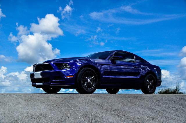 Mustang, Car, Muscle Car, Ford Mustang, Auto, Vehicle