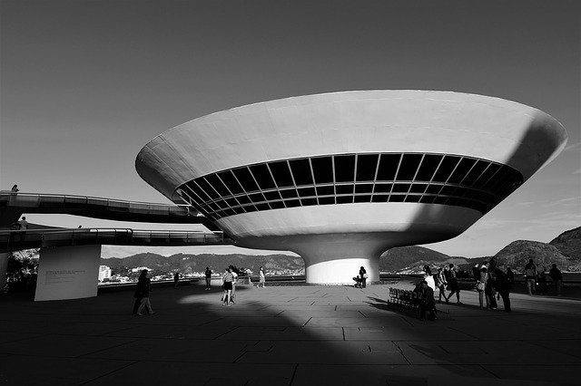 Niteroi, Monument, Museum, Space, Tourism, City, Urban
