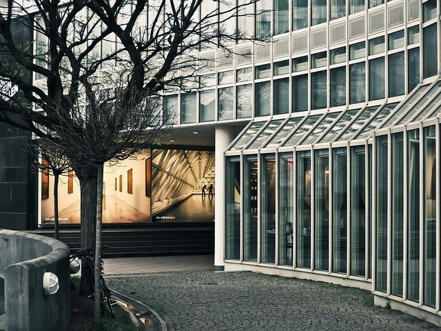 Museum, Building, Architecture, Facade