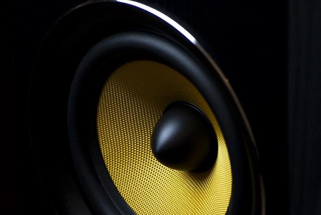 Speaker, Membrane, Audio, Sound, Bass, Music