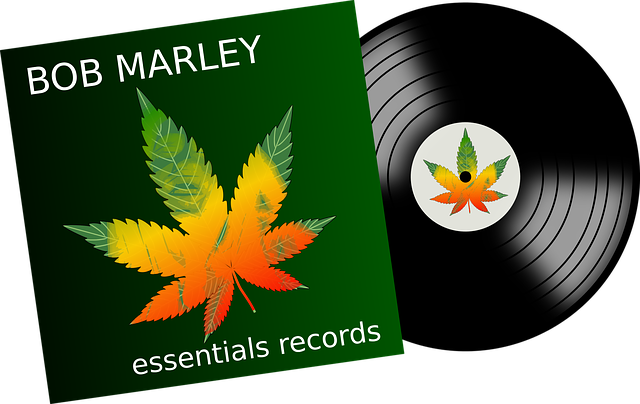 Vinyl, Music, Bob Marley, Sound, Record, Audio