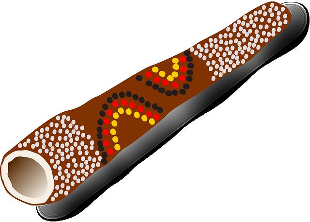 Didgeridoo, Music, Instrument, Australia, Australians
