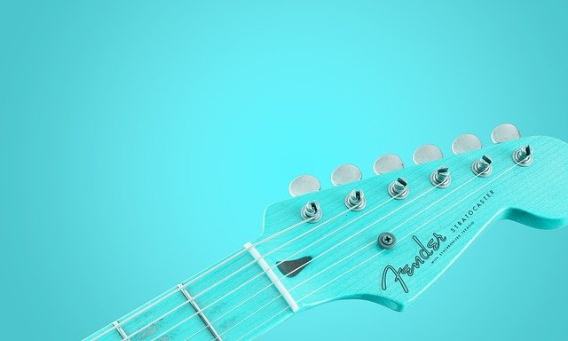 Musical Background, Guitar, Music Background, Equipment