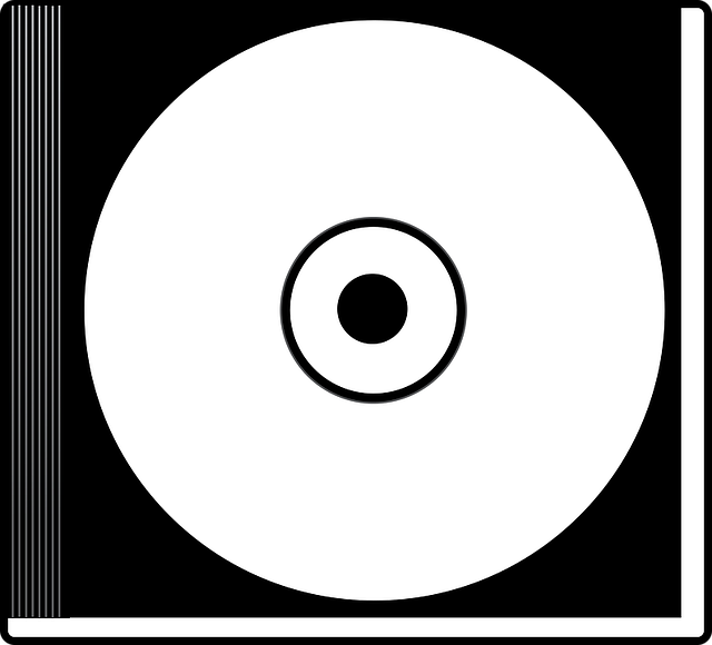 Cd, Compact Disc, Icon, Music