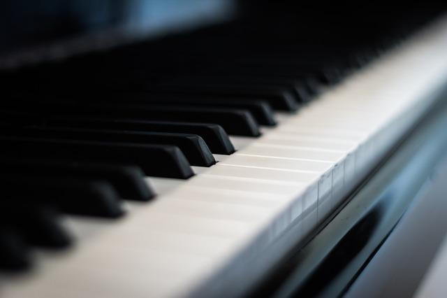 Piano, Melody, Classic, Music, Sheet Music, Lyrics