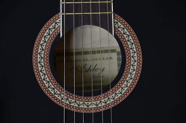 Guitar, Strings, Music, Concert, Set Designer