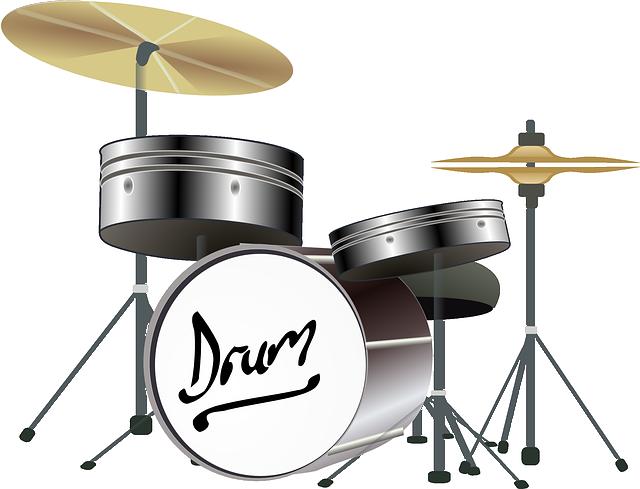 Drums, Instruments, Music, Drum, Musical, Kit, Set