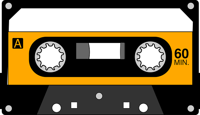 Cassette, Music Format, Recording, Tape