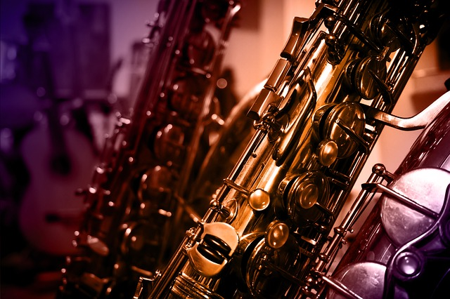Saxophone, Instrument, Music, Musical Instruments