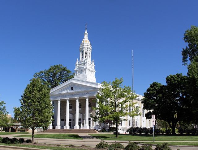 Lawrence University, Chapel, Music, College Avenue