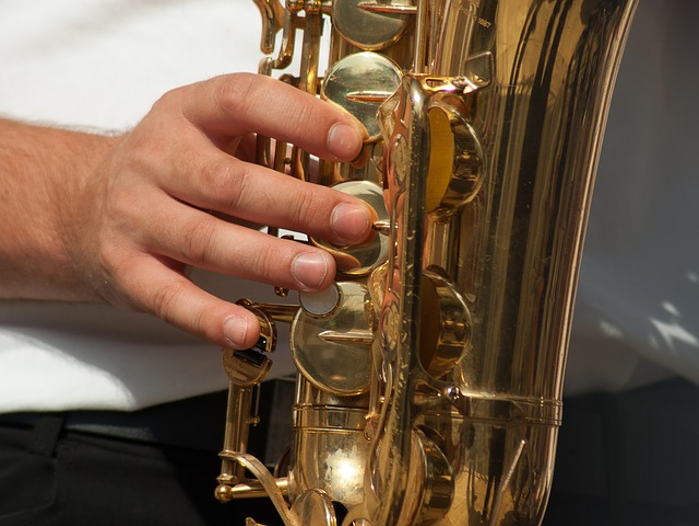 Music, Musician, Musical Instrument, Saxophone