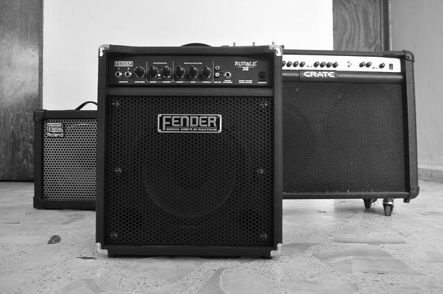 Amplifiers, Music, Fender, Musician, Guitarist