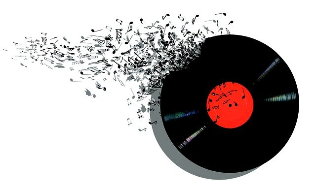 Music, Record, Sheet Music, Picture, Disco, Stan