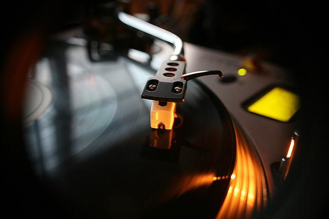 Dj, Vinyl, Music, Turntable, Audio, Record, Sound