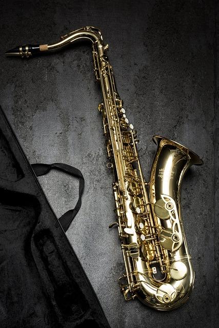 Saxophone, Music, Still Life