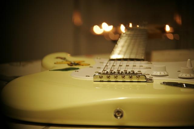 Guitara, Music, Silence